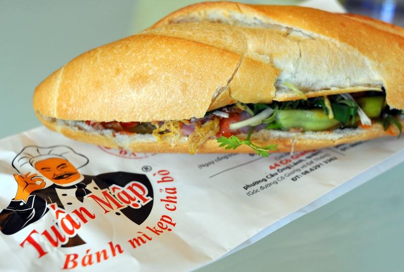 In túi giấy đựng bánh mì, đảm bảo vệ sinh an toàn thực phẩm