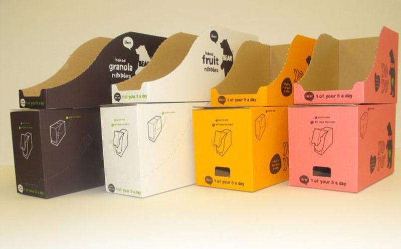 Các loại giấy dùng trong bao bì hộp giấy