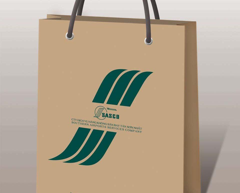 Sử dụng túi giấy – vì một môi trường xanh
