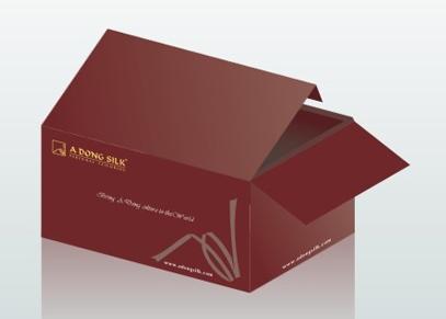 Tìm hiểu kỹ thuật ép kim trong in hộp giấy