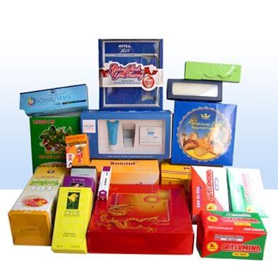 In hộp giấy có ảnh hưởng đến chất lượng sản phẩm bên trong?