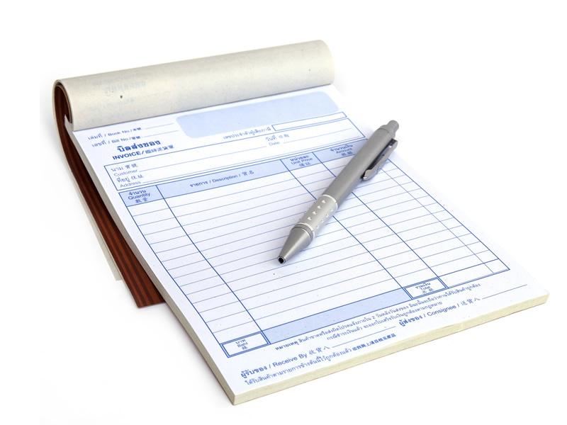 Dịch vụ in hóa đơn A5 giá cạnh tranh tại Nhà Bè