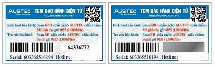 In tem bảo hành chất lượng cao tại Phú Nhuận