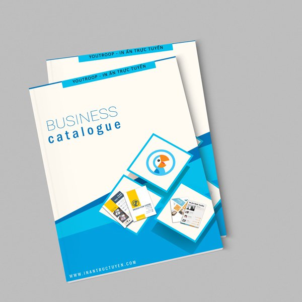 Dịch vụ in Catalogue rẻ và đẹp tại Nhà Bè