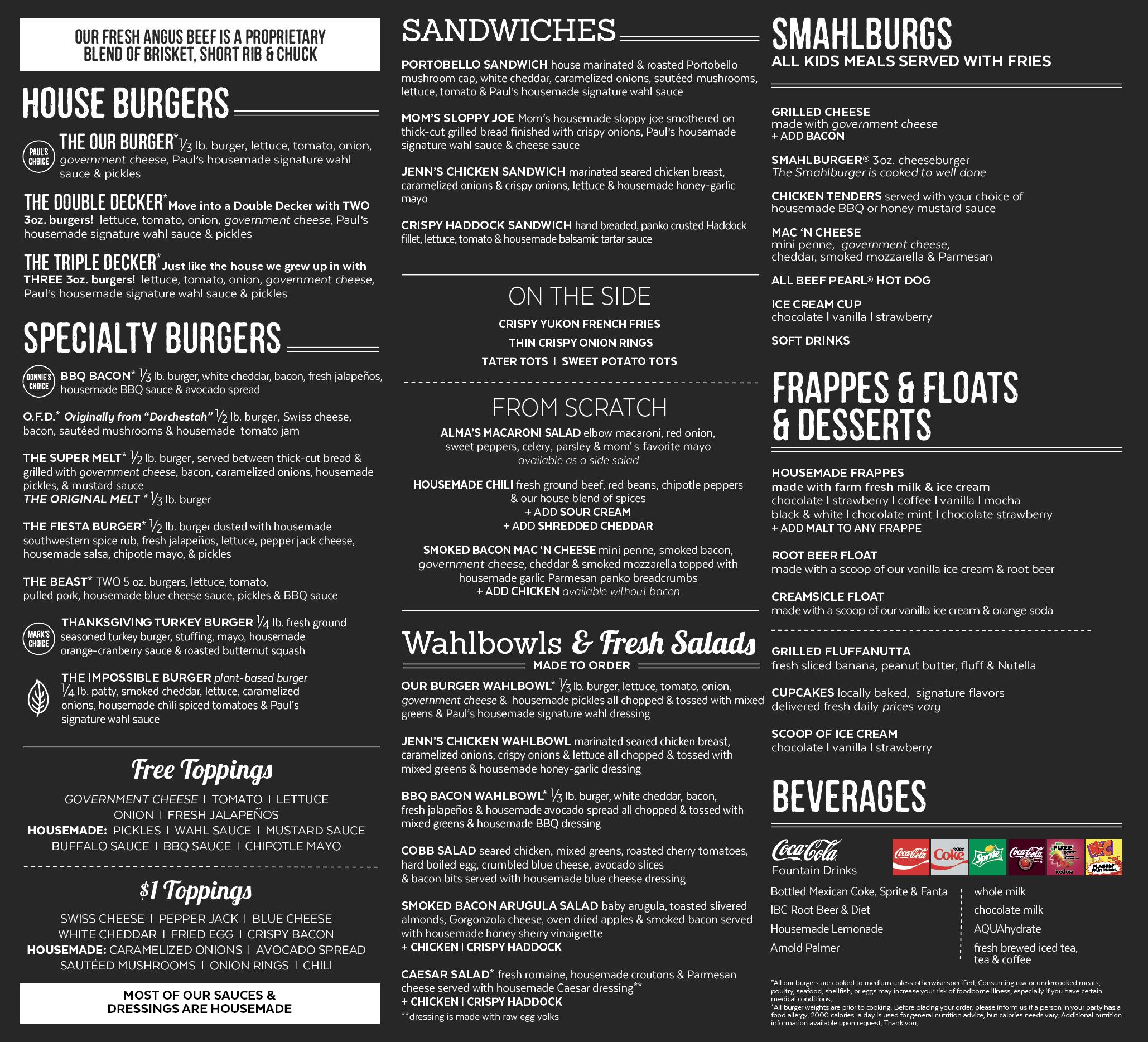 Dịch vụ in menu chuyên nghiệp tại Tân Phú
