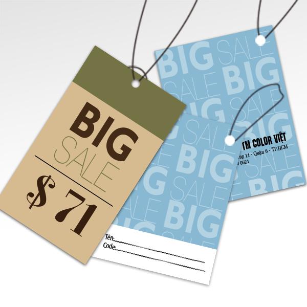 Dịch vụ in nhãn giấy giá rẻ tại quận 10