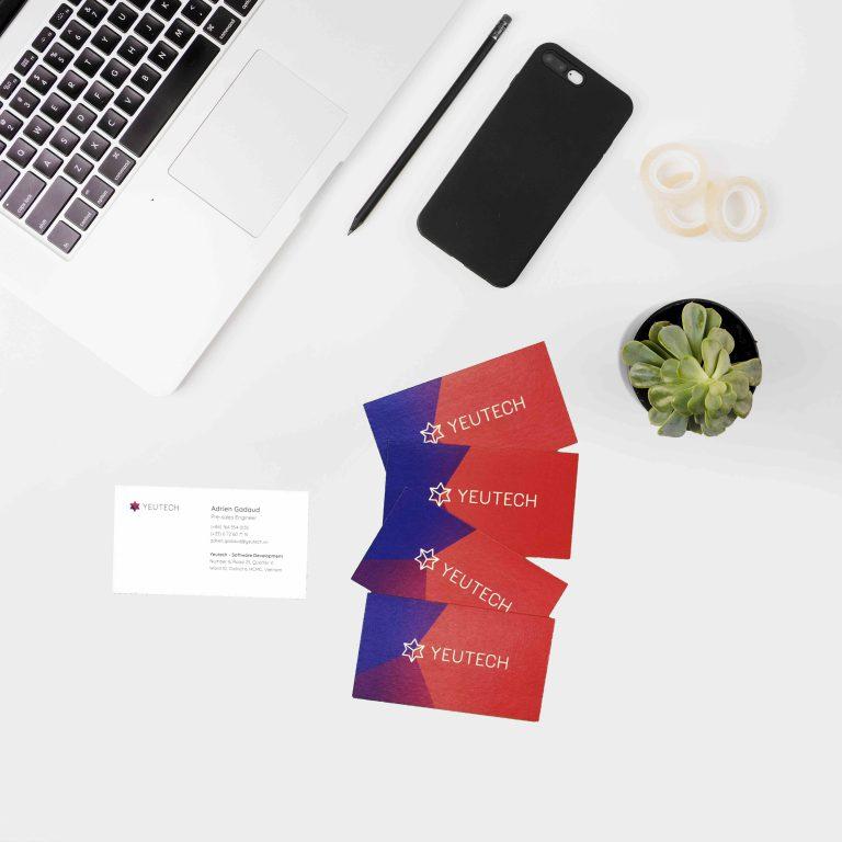 Mọi điều bạn cần biết về cách chọn giấy in name card, card visit