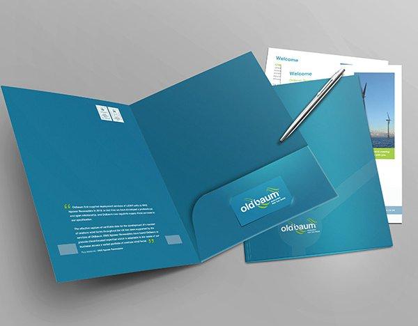 Tổng hợp những mẫu thiết kế Folder ấn tượng