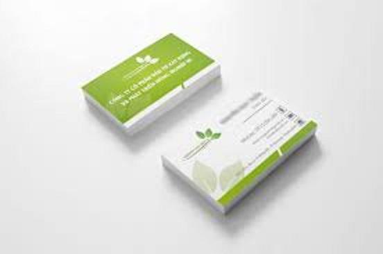 Dịch vụ in ấn – thiết kế card visit giá rẻ tại Quận Bình Thạnh, TPHCM.