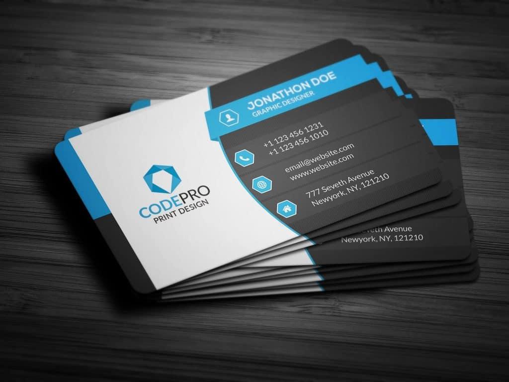 Dịch vụ in ấn – thiết kế Card visit giá rẻ tại Quận 2, TPHCM