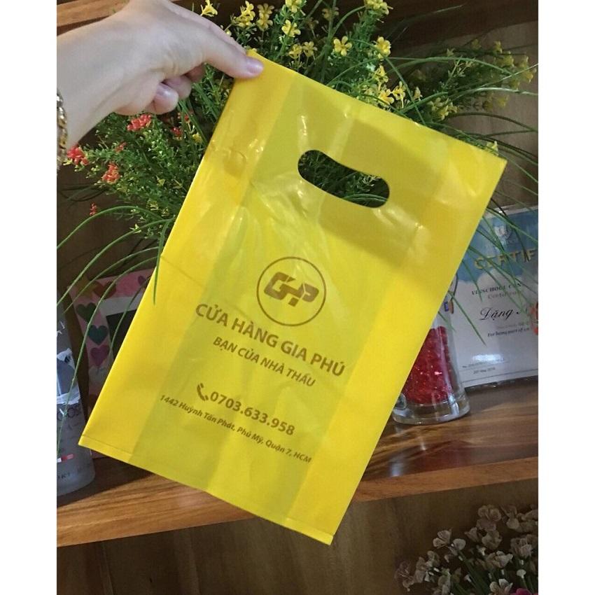Chuyên cung cấp dịch vụ in túi nilon chuyên nghiệp tại khu vực huyện bình chánh Tphcm